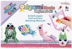 Origami Blocks Deluxe Set 1300+ Teile 111103
