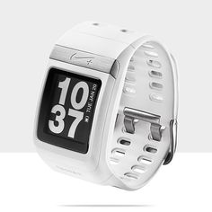 Want this so bad for running!! Nike+ SportWatch GPS (with Sensor) powered by TomTom. #gear #running #nike