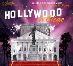 """""""HOLLYWOOD À LIÈGE"""" TAKES PLACE IN THE 3D VALLEY  The International 3D Society will grant its I3D-S Europe Awards at the Opera Royal de Wallonie in Liège, Belgium on December 6, 2012.The """"Hollywood in Liège"""" event is free but registration is mandatory."""