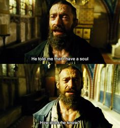 Les Miserables, Hugh Jackman was on point in this movie and it really pisses me off that he did not win an Oscar.