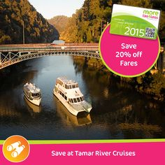 see more, live more, save more in Tasmania with a moretas4less discount card .  For only $37 this little card can save you big dollars
