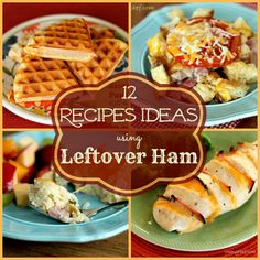 12 Ideas for using leftover ham | The Best Blog Recipes