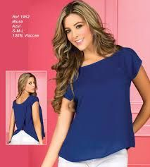 blue layered back Tunic Blouse, Blue Blouse, Stacy London, Mom Outfits, Holiday Outfits, Blouses For Women, My Style, Womens Fashion, How To Wear