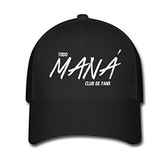 85696bde057 Amazon.com  LLY dope Mana logo Baseball Cap Snapback Hats Adjustable Hat  For adult Black  Clothing