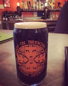 The Common Necessity stout at @quaffonbloomington is perfect for a chilly #btownfall night. #drinklocal