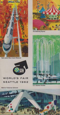 Seattle World's Fair Poster