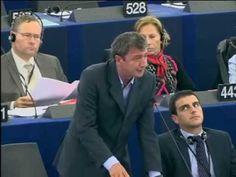 Chi sono allora gli anti-europeisti? Dario Tamburrano in Europarlamento 22 ottobre 2014 | Scarabocchi di un osservatore alieno a Bruxelles