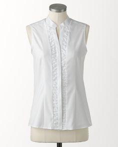 Origami no-iron shirt - [K14734]