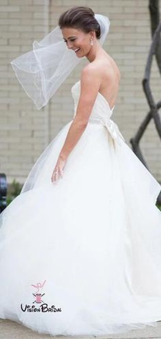 Classy Sweetheart Long A-Line Tulle Wedding Dresses With Beaded, Wedding Dresses, Muslim Wedding Dresses, Western Wedding Dresses, Elegant Wedding Gowns, Perfect Wedding Dress, Tulle Wedding, White Wedding Dresses, Wedding Dress Styles, Designer Wedding Dresses, Bridal Dresses
