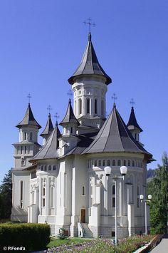A beautiful Romanian church
