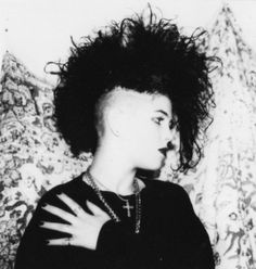 Me, 1988 taken by Clint Catalyst <3. Jonesboro, Arkansas.