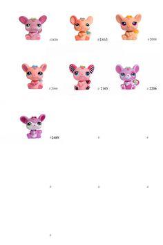Nicole`s LPS blog - Littlest Pet Shop: Pets: Rat