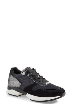 Tod's Lace-Up Sneaker (Women) available at #Nordstrom