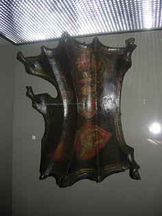 Philadelphia Museum of Art, Philadelphia, USA Philadelphia Usa, Philadelphia Museum Of Art, Medieval Shields, Battle Dress, Shield Design, Medieval Armor, Medieval Times, 15th Century, Pennsylvania