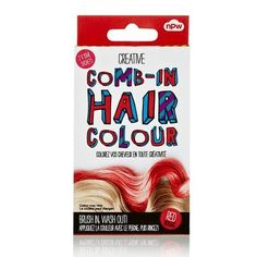 Comb In Hair Color Red * Click image for more details.