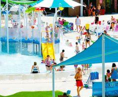 Cumming, GA Aquatic Center  - SO much fun!