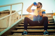 We've already covered how CBD is amazing for athletes. From powerlifters to endurance athletes to those in explosive sports, it seems like the plant compound has a performance-enhancing benefit or two for everybody. Endurance Workout, Endurance Training, Body Fortress Whey Protein, Amino Acid Supplements, Muscle Protein, Muscle Tissue, Sore Muscles, Sports Nutrition, Trainer