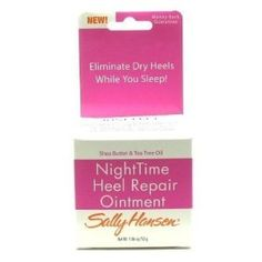Click on the image for more details! - Sally Hansen Night Time Heel Repair Ointment 1.86 oz. (Health and Beauty)