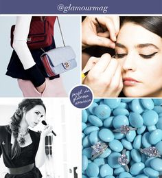 Estilo Meu - Consultoria de Imagem / Perfis no instagram / Perfis inspiradores / layout de post / post design / blog de moda / fashion blog / @glamourmag