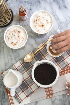 Recipes // 5 Minute Pumpkin Spice Latte To Go