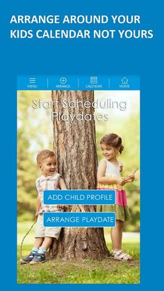 Parents... schedule & manage your kids social lives with Play date Parenting App from JAGO  A USEFUL PARENTING APP YOU'LL BE USING EVERY DAY!