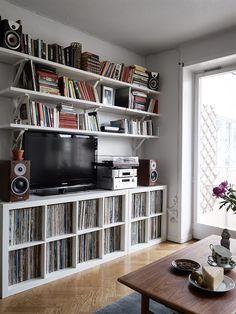 Ikea 'Kallax' shelves