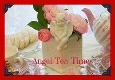 My Cozy Corner: Angel Tea Time