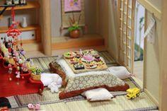 Petit café Doll strawberry Picture | continue Doll Festival