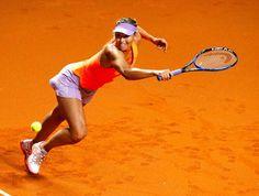 ☆KAB SPORT: 🎾Stuttgart📃▶Maria Sharapova file en demi-finale