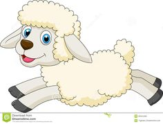 Cute Sheep Cartoon Jumping - Download From Over 57 Million High Quality Stock Photos, Images, Vectors. Sign up for FREE today. Image: 30344469