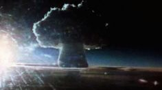 The Tsar Bomba, October 30, 1961  The Soviets' AN602—a three-stage Teller–Ulam design hydrogen bomb with a yield of 57 megatons—was the most powerful nuclear weapon ever detonated.