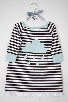 Cloud dress for girls. www.mijen.lv