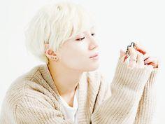 160805 Crea Magazine site update #Shinee #Taemin