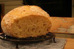 """Gluten- og melkefri inspirasjon: Glutenfree """"No knead bread"""" (in Norwegian)"""