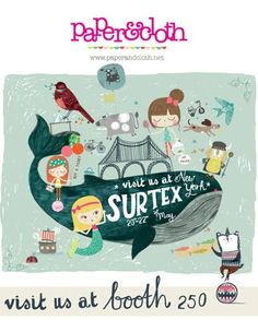 print & pattern: SURTEX 2012 - paper & cloth