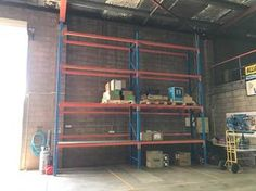 Provision of high capacity storage. Pallets can be easily located, accessed and moved independently providing a rapid handling of goods. Pallet Racking, Pallet Storage, Racking System, Can Design, Storage Solutions, Pallets, Warehouse, Shelving, Shelves