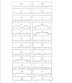 Typical pelmet box styles/shapes