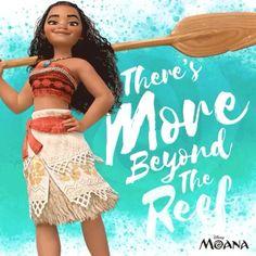 Take the journey #Moana