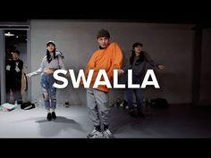 Swalla - Jason Derulo ft. Nicki Minaj & Ty Dolla $ign / Beginner's Class - YouTube