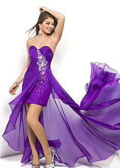 Gorgeous purple color - Blush Prom 9315