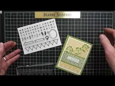 Stampin'Up! Photopolymer Stamping by Dianne Sisneros