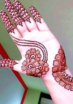 Most Beautiful Henna Designs 2019 - Your Info Master Mehndi Designs 2018, Stylish Mehndi Designs, Mehndi Design Pictures, Beautiful Mehndi Design, Arabic Mehndi Designs, Bridal Mehndi Designs, Arabic Henna, Bridal Henna, Mehandi Designs