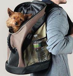 New Pet Backpack Portable Travel Carrier Bag Dog Cat