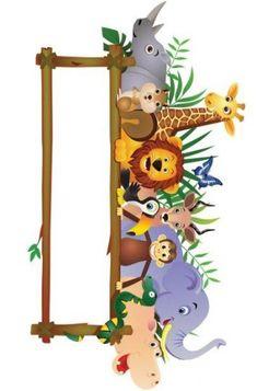 Jungle invitations in Jungle Safari Birthday Invitation Template Safari Party, Jungle Theme Parties, Jungle Theme Birthday, Party Themes For Boys, Jungle Party, Safari Theme, Animal Birthday, Birthday Party Themes, Boy Birthday