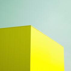 fluoro yellow + mint : matthias heiderich