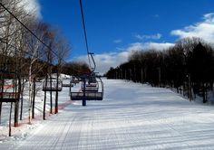 Skiing...Quebec