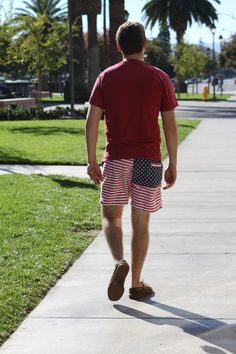check out that patriotic swag! #scupin