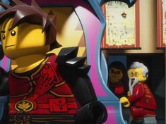 Pin by Ninja-7 on Ninjago Miscellaneous | Ninjago kai, Lego, Lego