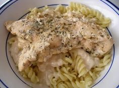 Slow Cooker Crock Pot Lemon Garlic Chicken Recipe