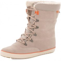 Cream Cold Day, Keds, Cream, Boots, Winter, Fashion, Creme Caramel, Crotch Boots, Winter Time
